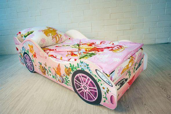 Детские кровати «Бельмарко»: дизайн, варианты моделей, фото