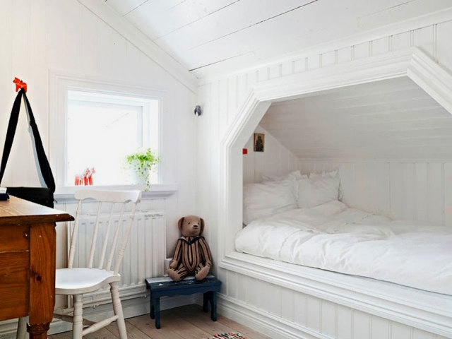 Расположения кровати в нише: преимущества и недостатки дизайна