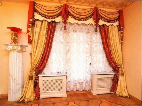 Французские шторы своими руками: как сшить, пошаговая инструкция, фото