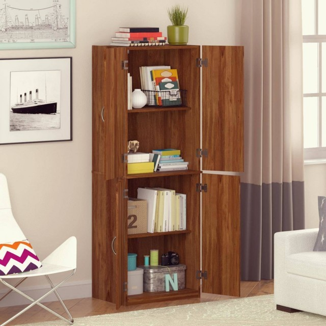 Изготовление книжного шкафа своими руками: инструкция, фото идеи