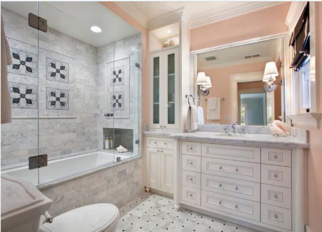 Раздвижные стеклянные шторки для ванной комнаты: описание, разновидности