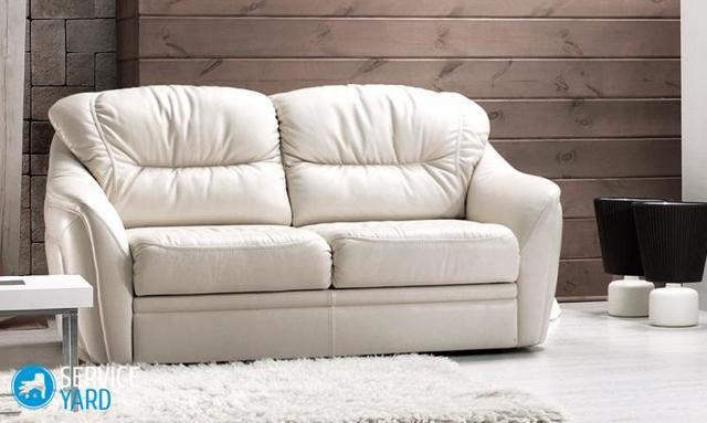 Что можно сделать с обивкой, если кот поцарапал кожаный диван?