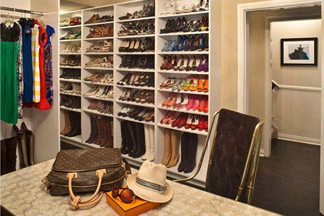 Обувница с направляющими: принцип работы механизма, фото идеи