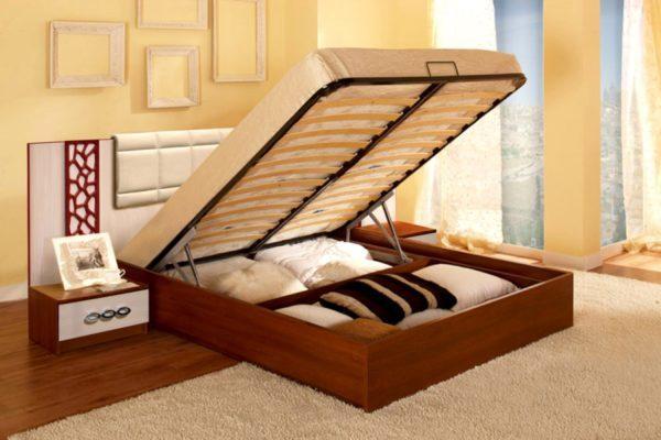 Делаем подъемный механизм для кровати своими руками