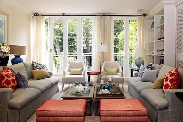 Расстановка мебели в гостиной: варианты, правила и рекомендации