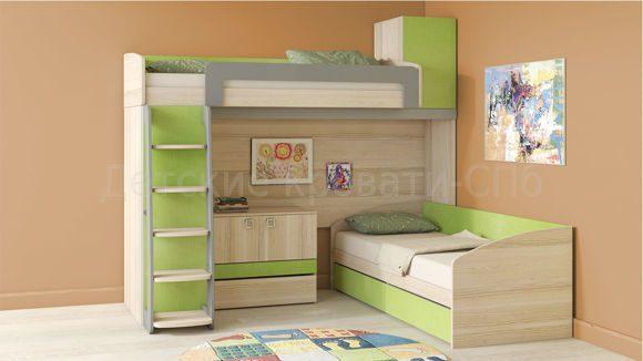 Двухъярусные кровати для детей: Всё что нужно знать перед покупкой