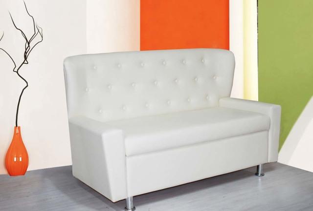 Дизайн кухни с диваном: преимущества и особенности выбора мягкой мебели