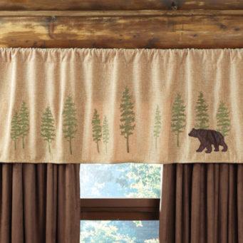 Шторы в деревянном доме: варианты занавесок в деревенском стиле, для дачи и бани