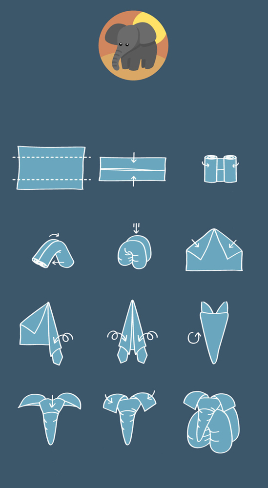 Игрушки из полотенца: что можно сделать на подарок ребенку?