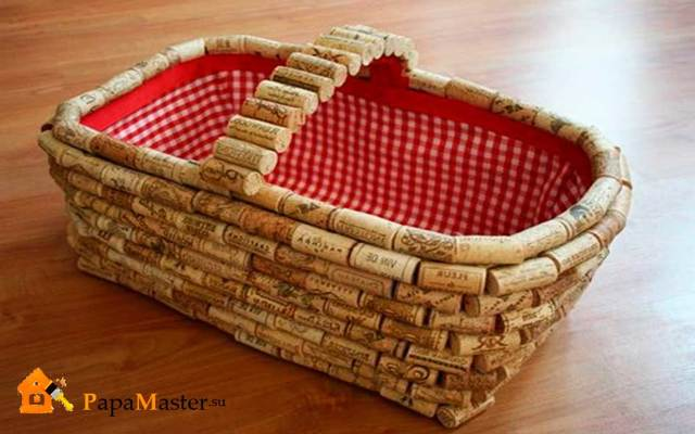 Как сделать коврик из пробок от вина своими руками: пошаговая инструкция