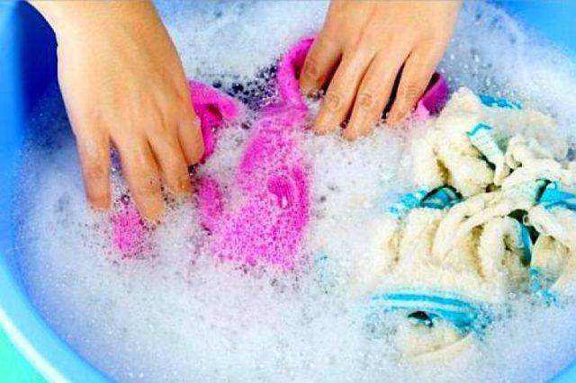 Как отбелить кухонные полотенца в домашних условиях без кипячения - лучший способ