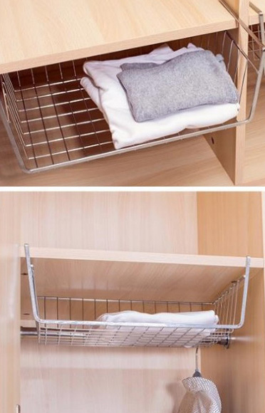 Как организовать правильное хранение вещей в шкафу: советы, фото
