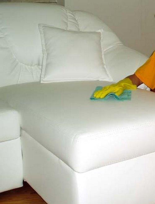 Как ухаживать за кожаной мебелью: важность правильного ухода