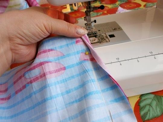 Постельный комплект: расчет ткани, выкройки, шитье своими руками
