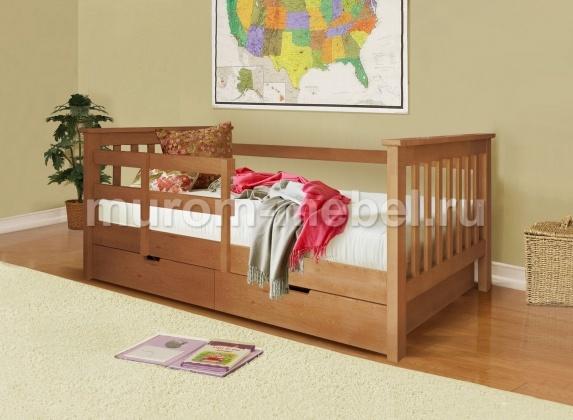 Кровати для детского садика: преимущества и недостатки мебели