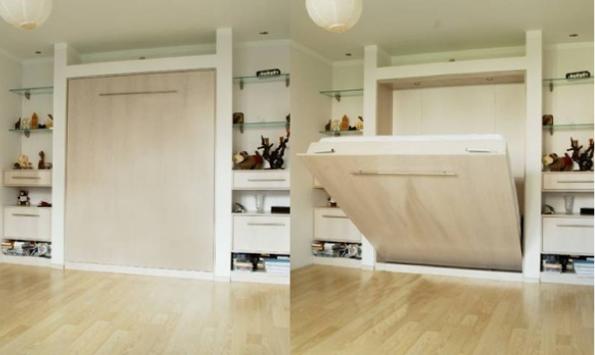 Как сделать откидную кровать своими руками? Советы мастеров