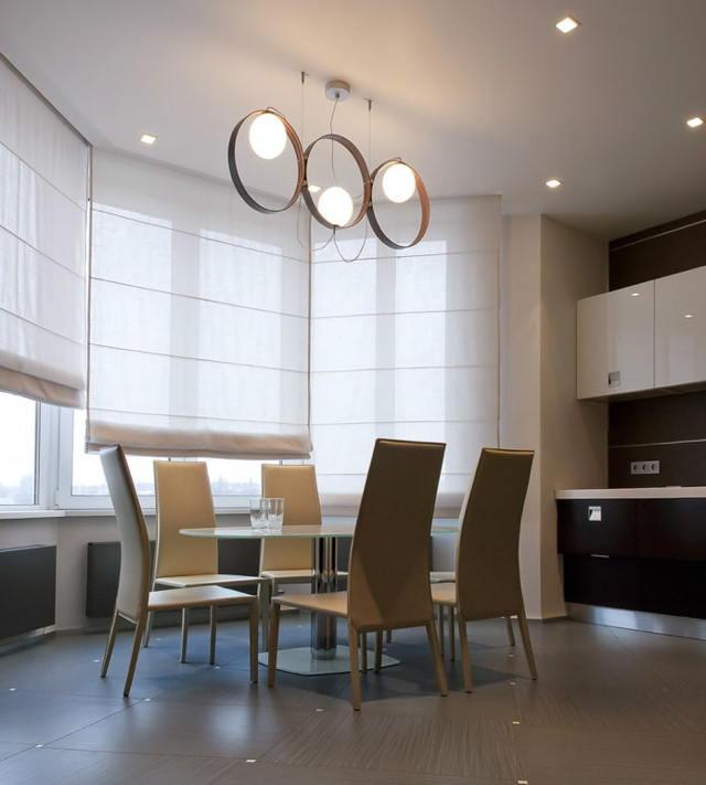 Шторы из вуали: виды по цвету, примеры дизайна для спальни, гостиной и кухни