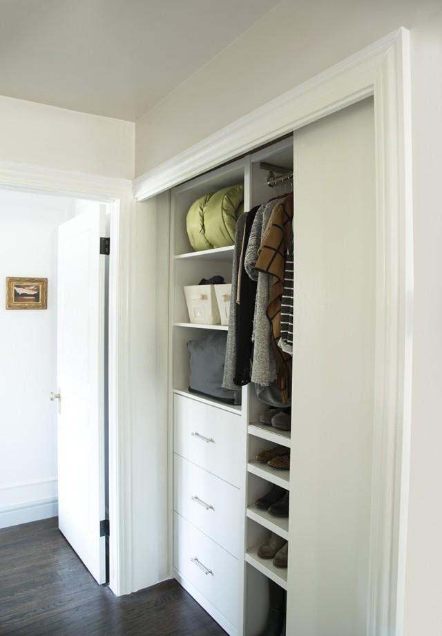 Шкаф в прихожую: варианты изготовления своими руками