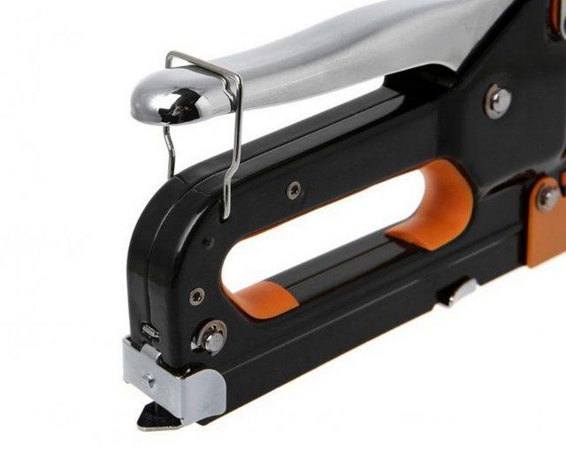 Выбираем мебельный степлер: виды степлеров, устройство, советы
