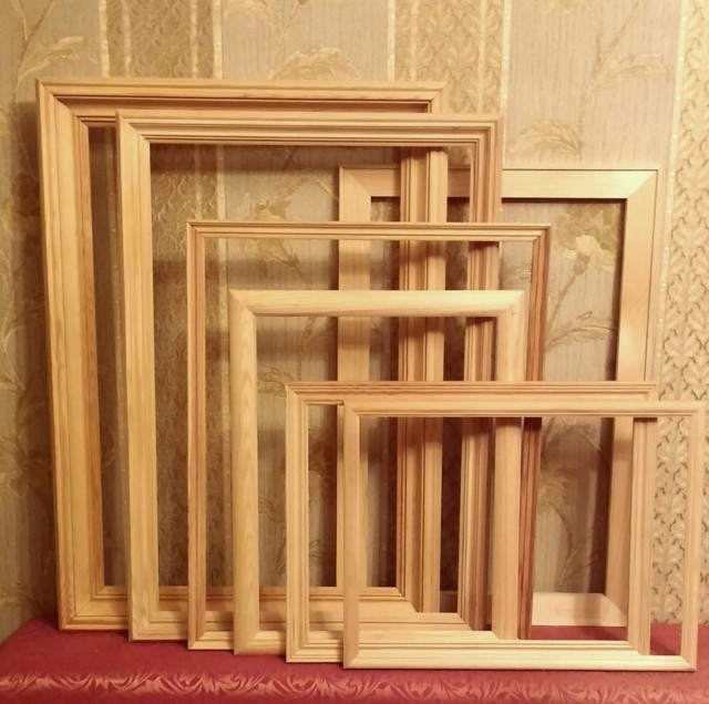 Рамки для картин своими руками из подручных материалов: оригинальные идеи