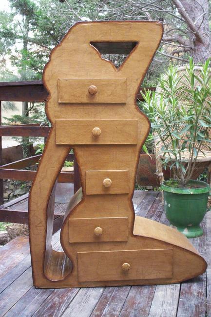 Мебель из картона: лучшие фото с пошаговой инструкцией