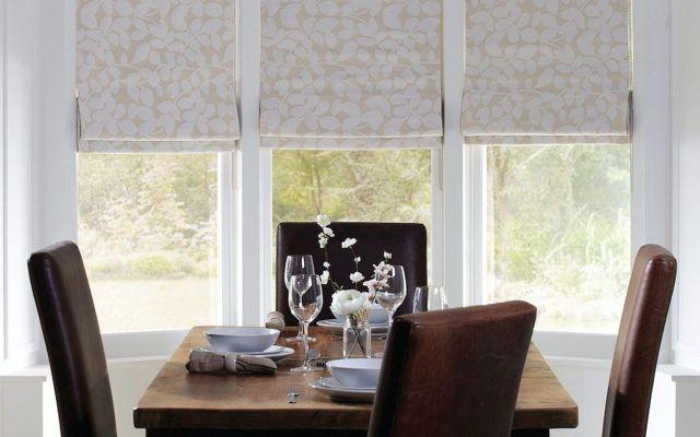 Готовые римские шторы: блэкаут, прозрачные, из бамбука, отзывы и советы