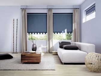 Короткие шторы на окна: фото, дизайн занавесок до подоконника для гостиной, зала