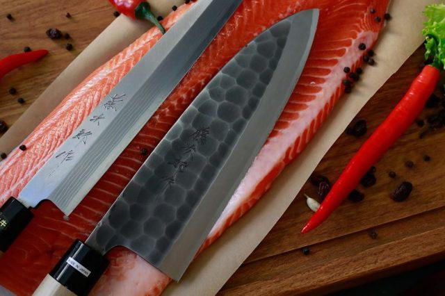 Японские ножи для кухни: особенности, виды японских кухонных ножей, материалы клинков и рукоятей