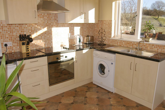 Как встроить стиральную машину в кухонный гарнитур: Фото, видео.