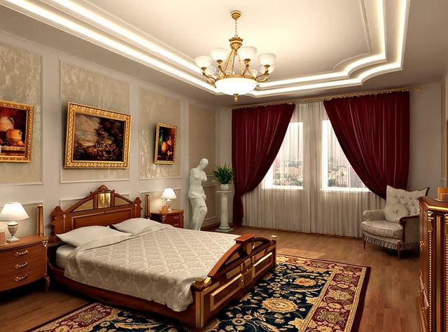 Выбраем картину в спальню над кроватью: рекомендации и значения рисунка