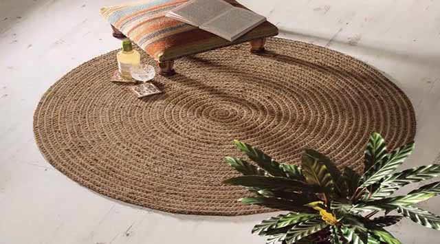 Шкатулки из джута вязаные крючком: создаём коврики своими руками
