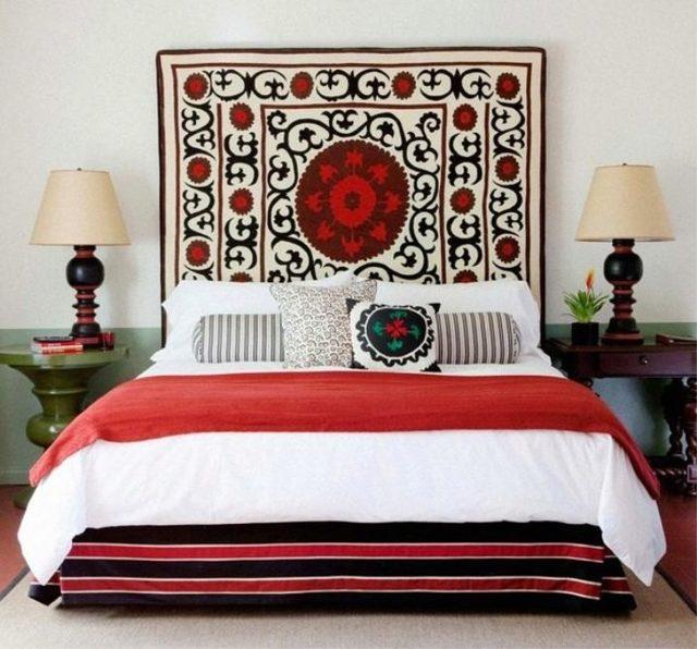 Прикроватные коврики с необычным современным стилем: критерии подбора