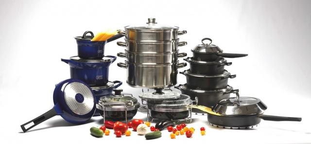 Сковорода gipfel: двухсторонняя сковородка Гипфел, чугунная посуда, с мраморным покрытием, скокорода-вок и гриль со съемной ручкой, каталог