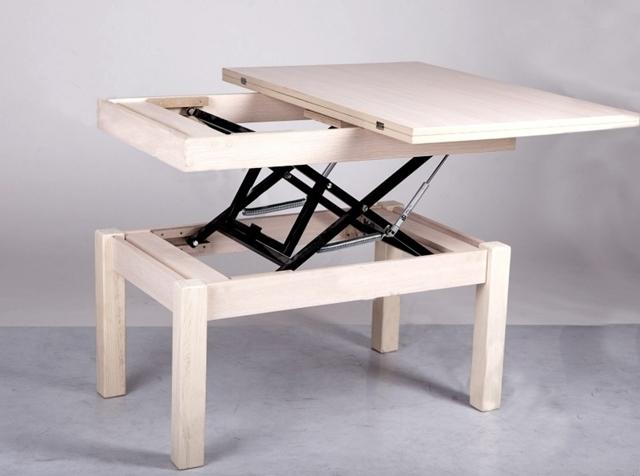 Стол-трансформер: собираем по инструкции легко и просто