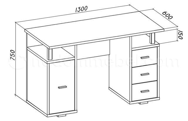 Высота стола - стандартные размеры с учетом всех членов семьи