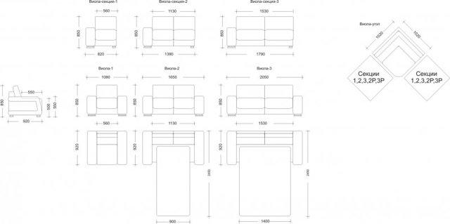 Диван своими руками: дизайн, конструкции и процесс изготовления