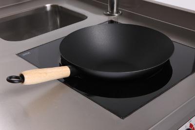 Сковорода для индукционной плиты: что это, какие подходят для индукции, чугунные и керамические сковороды-гриль, рейтинг лучших