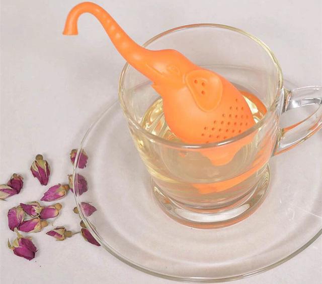 Ситечко для заваривания чая: с подставкой, на чашку и заварочный чайник, силиконовое ситце для заварки в кружку