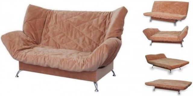 Угловая диван-кровать: особенности складывания и раскладывания
