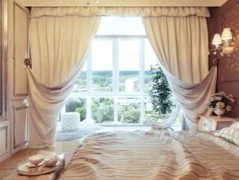 Кулиска на шторе: что это, способы подвески штор и тюля, фото в интерьере