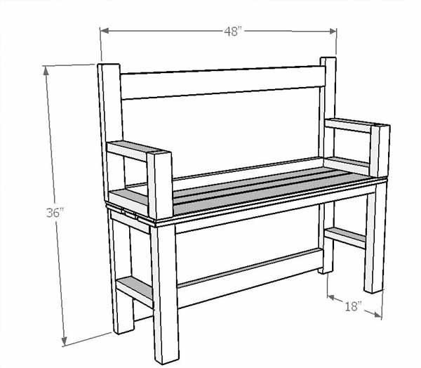 Мебель для дачи своими руками: материалы, декорирование