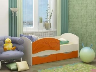 Ограничители для детской кроватки: какой лучше изготовить?