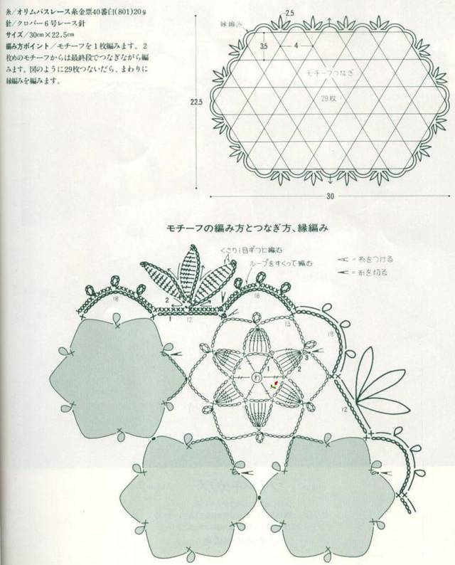 Филейная салфетка крючком: создание прямоугольной простой и красивой скатерти