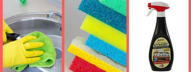Тефлоновая сковорода: как очистить от нагара внутри и снаружи в домашних условиях, как удалить тефлон