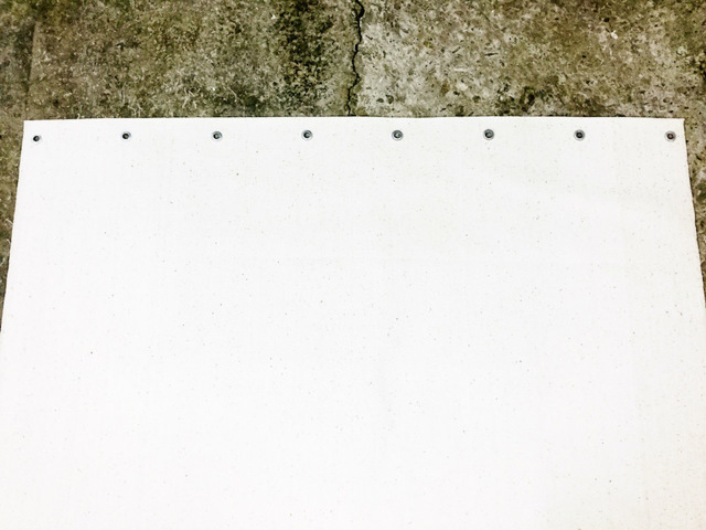 Установка люверсов на брезентовый тент: как установить своими руками