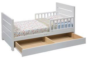 Детские кровати с бортиками: безопасные и удобные варианты