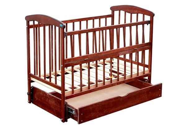 Детская кровать с ящиками для хранения: удобный вариант экономии